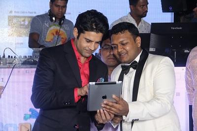 Rajeev Khandelwal and Navneet Makharia