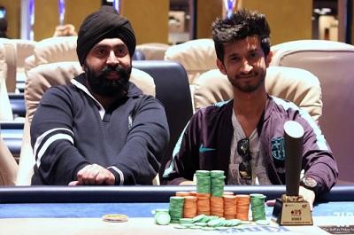 Tanveer Singh Kohli and Kanishk Upreti