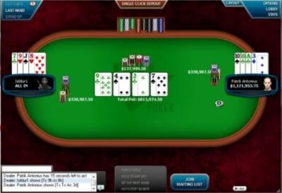 omaha on full tilt poker