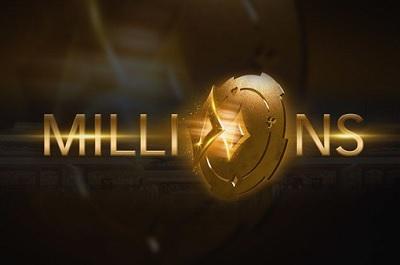 MILLIONS OPEN