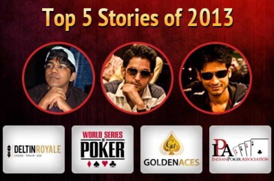 Top 5 Stories of 2013