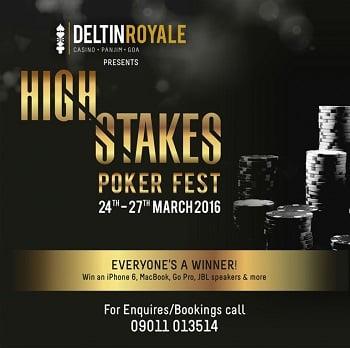 Deltin Poker Lounge