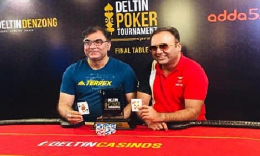Prashant Malik and Deepak Raina
