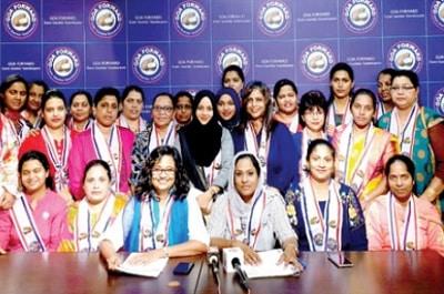 Goa Women Forward (GWF) Party