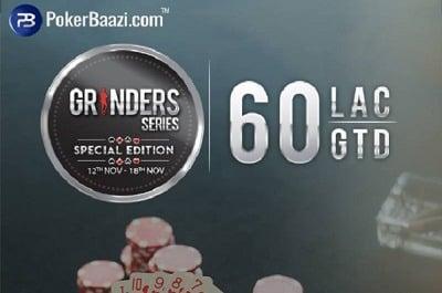 Baazi Grinders Series