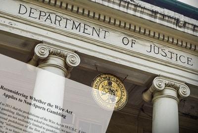 DOJ Wire Act