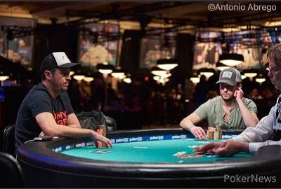 Murilo Souza & Jason Stockfish Event 14