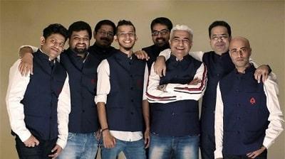 Sumit Sapra, Nikhil Segel, Kavin Shah, Raman Gujral, Sharad Rao, Vivek Singh, Saurabh Sindhwani & Aneesh Nair