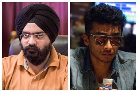 Mani Singh & Vinod Megalmani