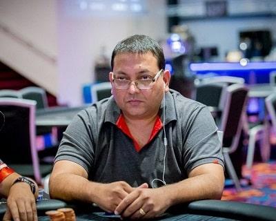 Manish Goenka - German Poker Days Main Event Day 1B