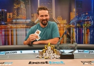 Ryan Dunn wins bestbet Jacksonville Summer Warm-up Main Event