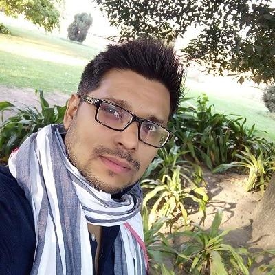 Vivek Singh - The Game Changer 2.0 Runner-Up