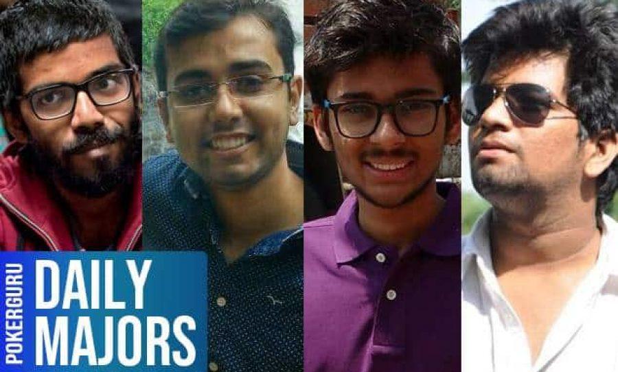 Aditya Sushant, Ragesh Mishra, Vishal Bajaj & Vivek Singh - Daily Majors