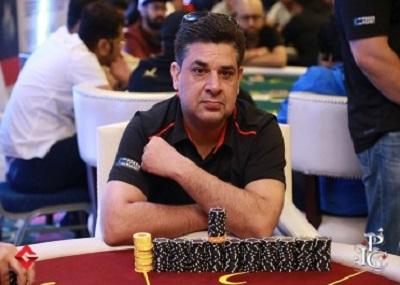 Gaurav Kathuria - IPC 100K High Roller final table