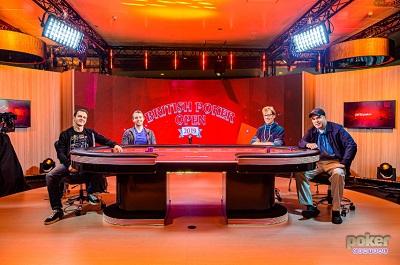 The BPO £100K NLH final table