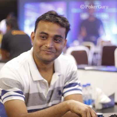 Runner-up Sajjan Barnwal