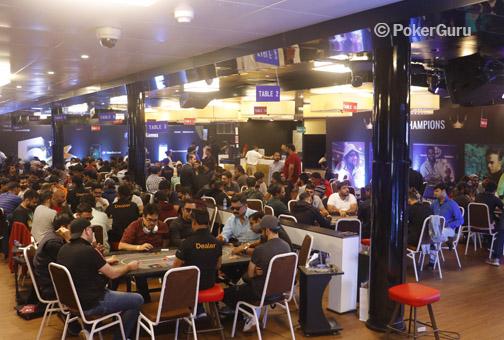 Baazi Poker Tour Main Event Day 1C