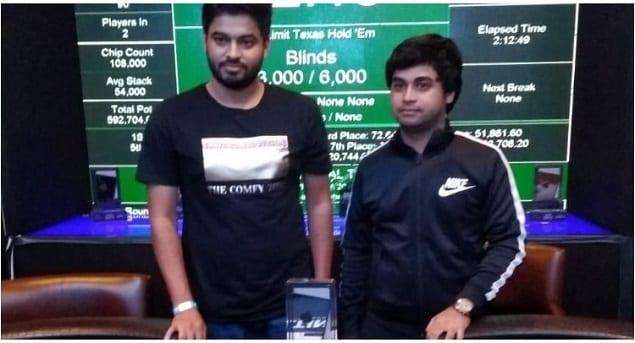 Pratik Mehta Wins WPT India Ship IT