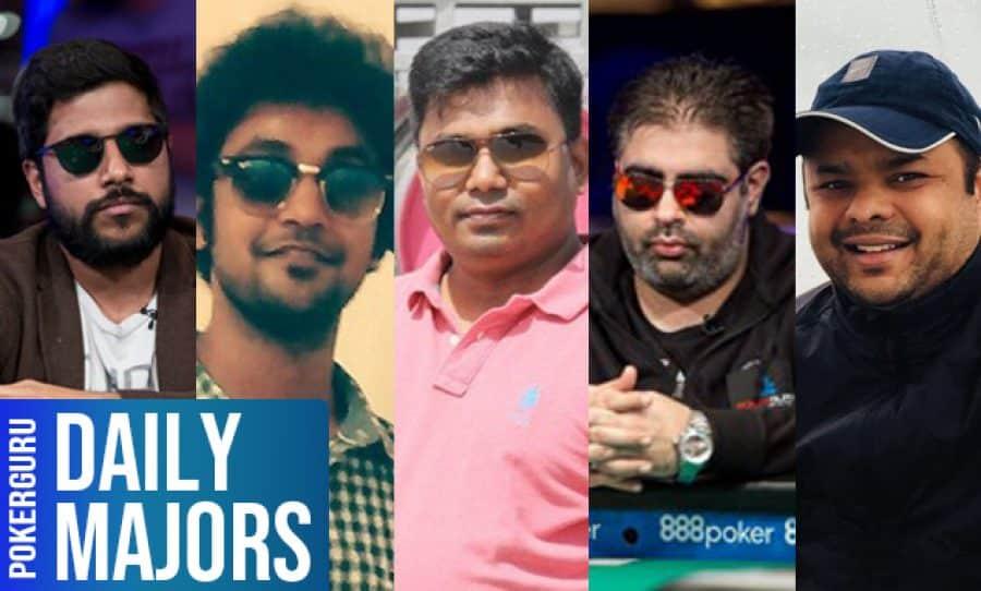 Raghav Bansal, Saurav Suman, Vishwanath Borhade, Ashish Ahuja & VB Vinstill - Daily Majors