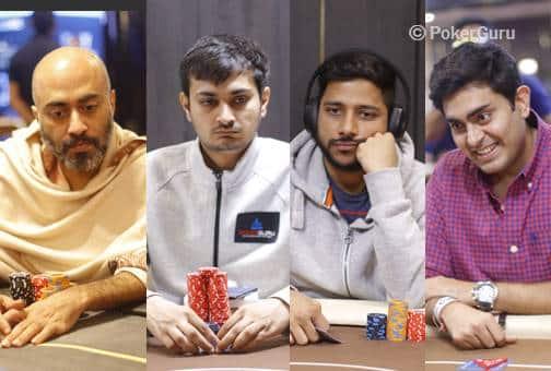 Raman Gujral, Kartik Ved, Raghav Bansal & Rohan Dhawan