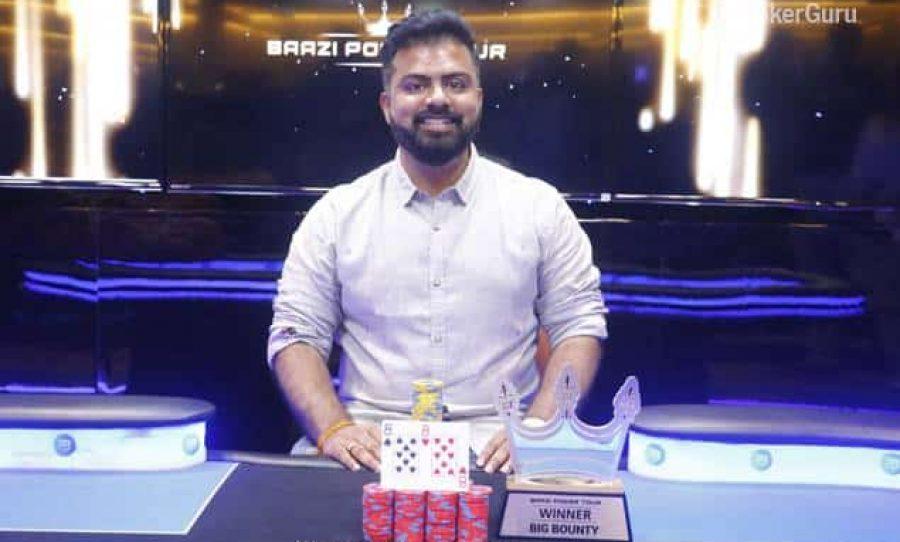 Gokul Krishna Wins BPT ₹20K Big Bounty