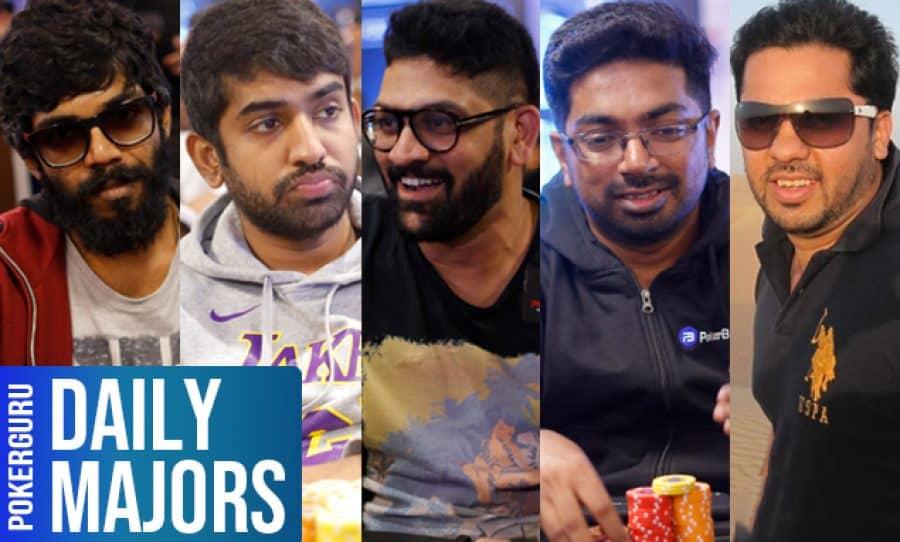 Aditya Sushant, Abhinav Iyer, Naresh Veeravalli, Sreekanth Narayan & Harshad Barve - Daily Majors
