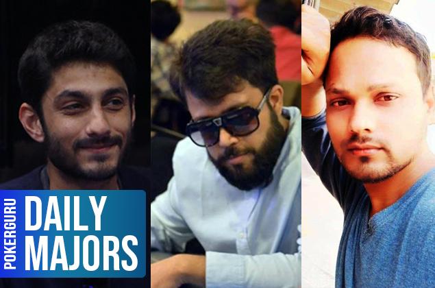 Chirag Sodha, Nikhil Arora & Akhilesh Singh - Daily Majors