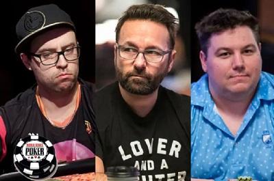 Daniel Negreanu mistakenly adjudged WSOP POY