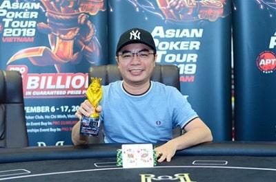 Huynh Tan Dung wins Deep Stack Turbo