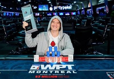 Jack Salter Wins WPTDeepStacks Montreal