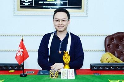 Kwok Chun Yip wins Deep Stack Hyper Turbo