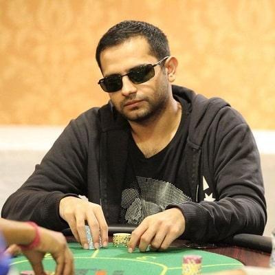 Runner-Up: Sahil Mahboobani