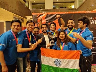 Team India With Varun Goenka