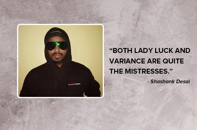 Shashank Desai