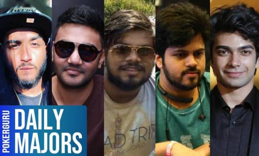Arsh Grover, Ashish Kaushik, Anurag Srivastava, Sriharsha Doddapaneni & Anuj Yadav - Daily Majors