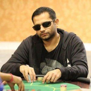 Runner-up Sahil Mahboobani