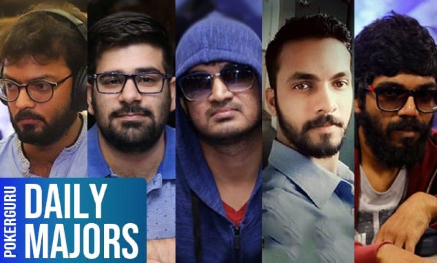 Sanat Mehrotra, Akshay Nasa, Ayush Garg, Mithun Mahesh & Aditya Sushant - Daily Majors