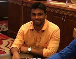 Sandeep Varma RS