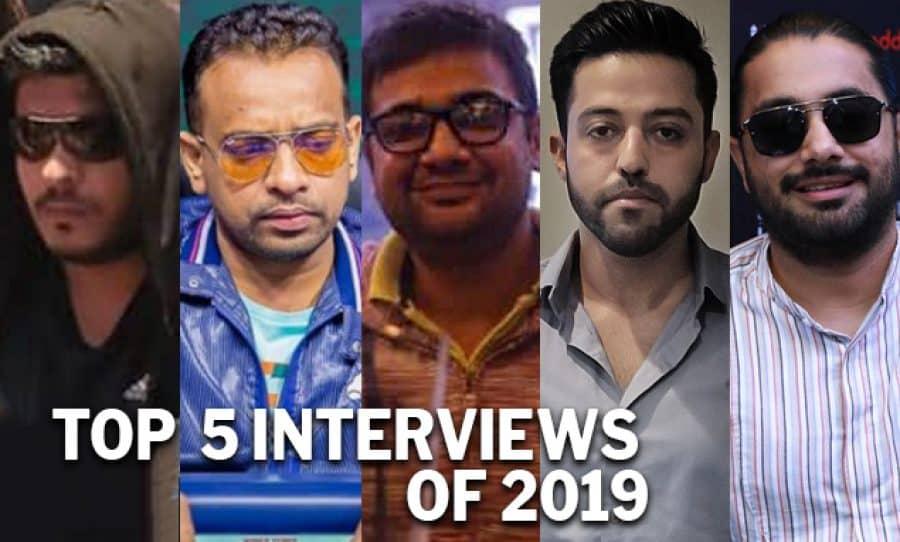 PokerGuru Top 5 Interviews of 2019