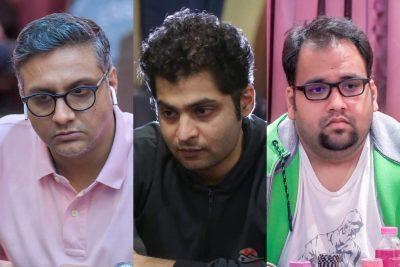 Ankit Ahuja, Kanishka Samant & Sahil Agarwal