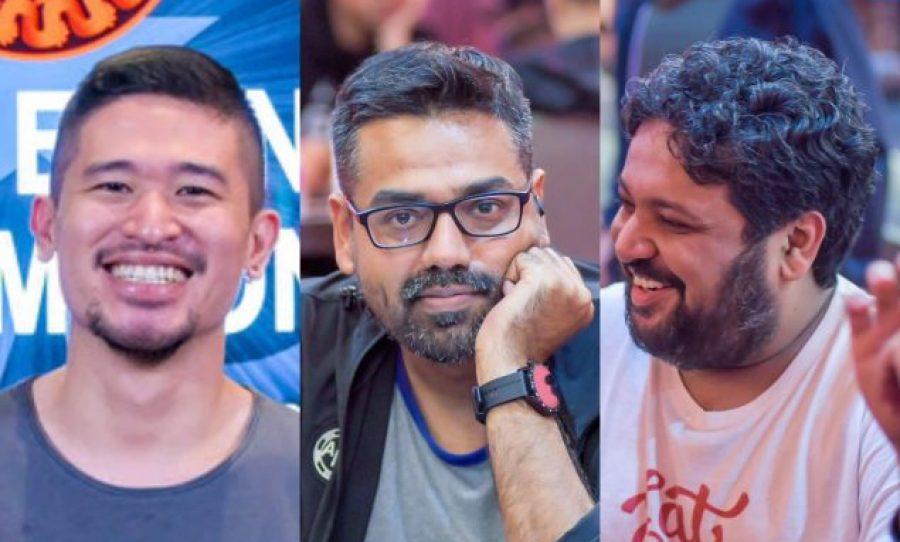 Florencio Campomanes, Sumit Sapra & Dhaval Mudgal