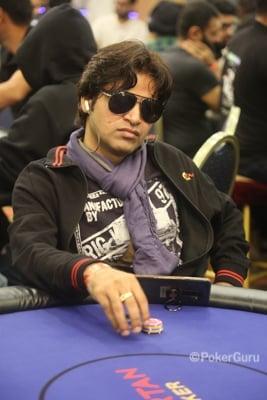Runner-up Sandeep Singh