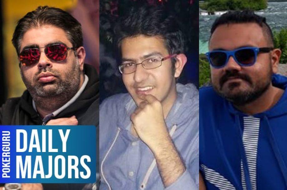 Ashish Ahuja, Utsav Taneja & Gurpal Singh - Daily Majors