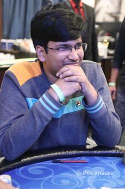 Runner-up Akshay Gupta