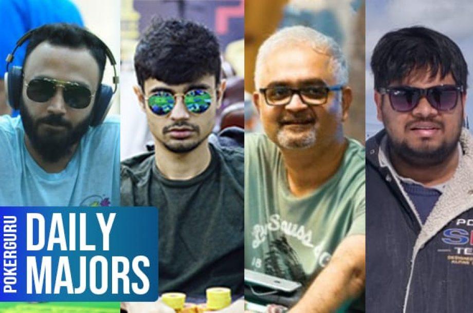 Manish Lakhotia, Laksh Pal Singh, Rajat Sharma & Anurag Srivastava - Daily Majors