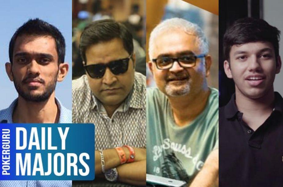 Prasad Patil, Anant Purohit, Harsh Kumar, Rajat Sharma & Srihari Bang - Daily Majors