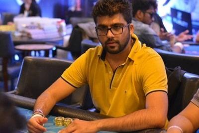 Runner-up Siddharth Karia