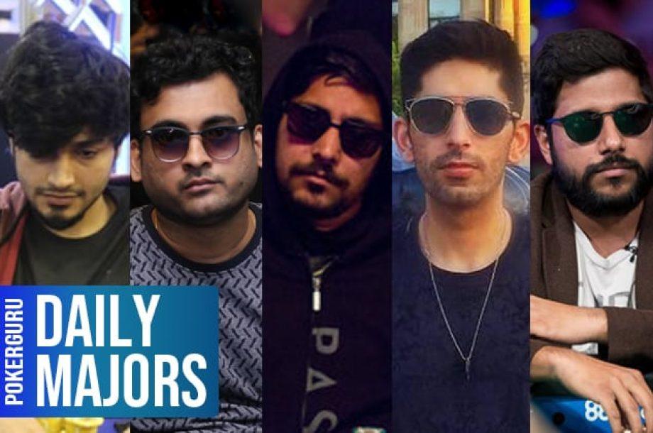 Ujjwal Narwal, Deepak Bothra, Nishant Sharma, Sanket Arora & Raghav Bansal - Daily Majors