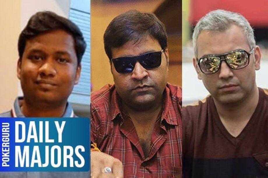 Abhishek Gubba, Anant Purohit & Kunal Patni - Daily Majors