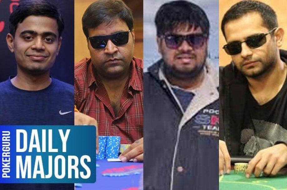 Goonjan Mall, Anant Purohit, Anurag Srivastava & Sahil Mahboobani - Daily Majors